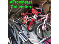 Metal Collection, SCRAP Metal, Waste Clearance in Barnet Enfield London