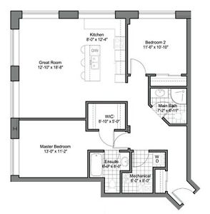 Centre Suites on 3rd, 945 3rd Ave E #406, $449,900