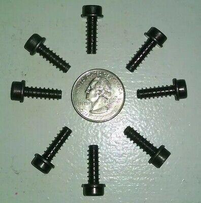 8 NEW OEM Husqvarna Chainsaw screws 55 394 395 362 365 371 372 288 281 503214972