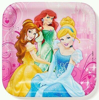 Disney Princess Party Tableware (DesignWare Disney Princess 8ct 9
