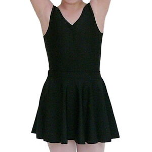 DANCE BALLET CIRCULAR SKIRT ALL SIZES/COLOURS - LYCRA