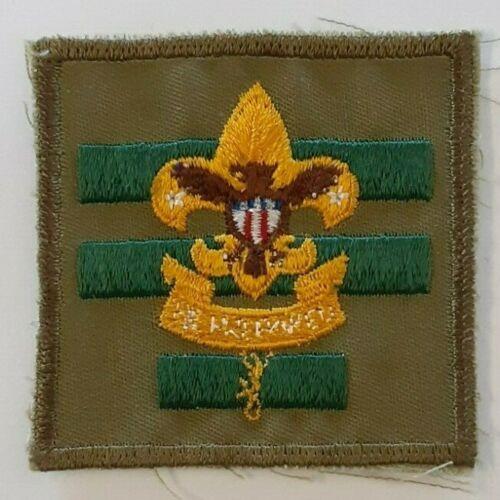 BSA Vintage Senior Patrol Leader Insignia Badge GB 1965 -1971