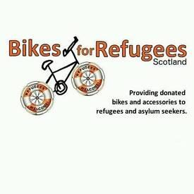 Bikes for Refugees (Scotland)
