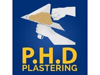 PHD Plastering, Roughcasting - 07908 994 171 - The Best Prices!