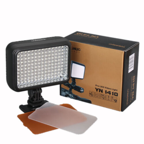 YONGNUO YN1410 140 pcs Pro LED Video Light Lamp For SLR Camera Camcorder