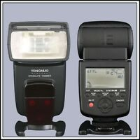 Yongnuo YN-568EX HSS Flash for Nikon
