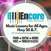 Music lessons! First class is FREE!!