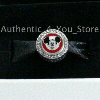 NEW Authentic US Disney Parks Mickey Mouse Club Mouseketeers Pandora Charm