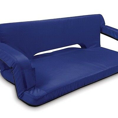 Reflex Travel Couch (Picnic Time Portable Reflex Travel Couch Navy)