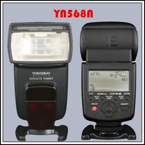 YN 568EX HSS Flash for Nikon