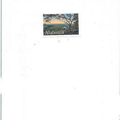 US Stamp, 2019 ALABAMA STATEHOOD, Forever Mint Single, SC 5360, MNH Statehood Us Mint Stamp