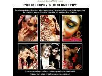 Asian Wedding Photographer Videographer Special Offer 25% off 10+years experience albums photoshoots