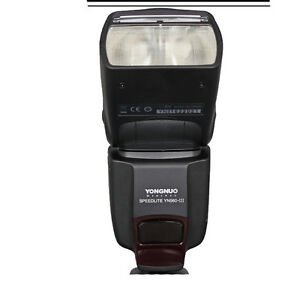 Yongnuo YN-560 III Flash with built-in RF-602 RF-603 Receiver F