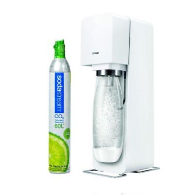 Soda Maker, 60L CO2 Carbonator Soda Maker Starter Kit W/ 1L Carbonating Bottle