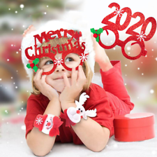 2020 New Year Glasses Merry Christmas Eve Decorations ...