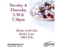 Birtley Golf Club Slimming World DH3 2LR
