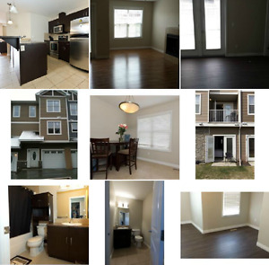 Timberlea Executive 3bd/3.5bath Townhouse w/Garage. Avail Today!