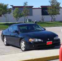 01 Chevrolet Monte Carlo SS REDUCED