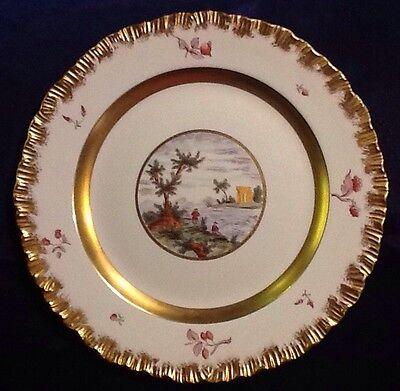 "VINTAGE WEDGWOOD -""Summer Time""- Etruria, England - 10 1/4"" Dinner Plates"