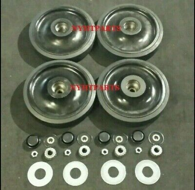 0702-254 0702254 Rc50 Rc60 Sc50 St50 Front Idler Wheel Kit 14 Asv Terex 0702202