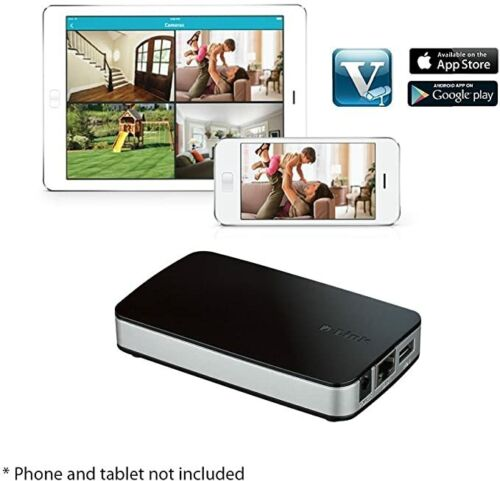 D-Link Camera Video Recorder mydlink DNR-202L