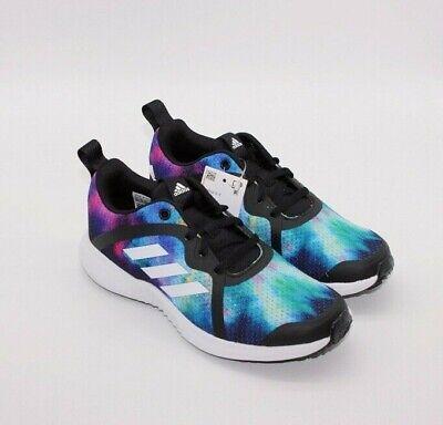 Adidas Girls FortaRun X K Running School Shoes Multi Size New