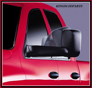 Extendable Mirrors Chevy Silverado Electric Towing Mirrors | eBay