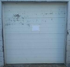 8x8 Industrial Overhead Door