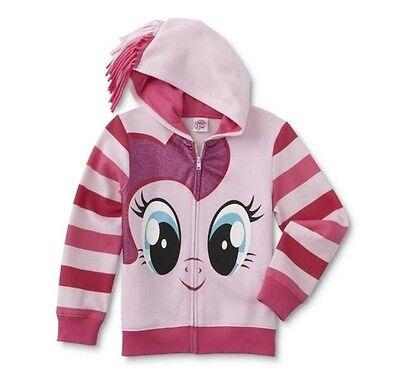 My Little PONY Hoodie Pinkie Pie Pink Girl's - My Little Pony Pinkie Pie Hoodie