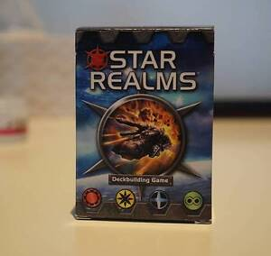 Star Realms - Card game (+ Cosmic Gambit expansion) Melbourne CBD Melbourne City Preview