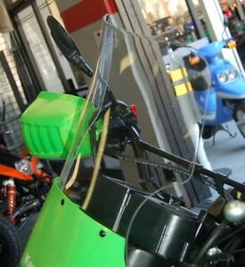 Tall Replacement Windshield Kawasaki