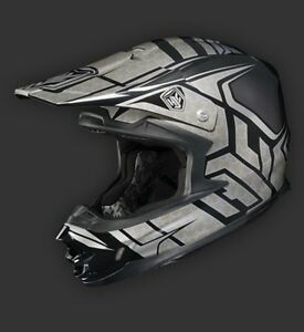 OFF ROAD HJC  FG-X GRAND DUKE HELMET/CASQUE DE MOTO HORS ROUTE