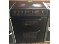 Refurbished hotpoint c366e electric cooker-3 months guarantee!