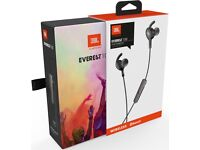 BRAND NEW IN BOX: JBL EVEREST 100 Bluetooth Wireless headphones suitable for iPhone 7