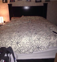 Bed Frame ONLY! Sold PPU! Friday