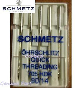 easy thread sewing machine needles