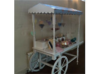 Vintage candy cart for *HIRE* Berkshire / Windsor
