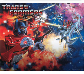 TRANSFORMERS 🇬🇧 WANTED G1 1980s action figures toys vehicles