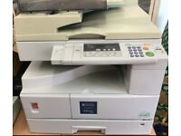 Ricoh Aficio Office Copier Printer With Scan And Fax PRICE DROP