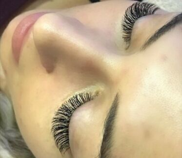 Eyelash Extensions. ONLY $60!