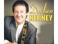 Declan Nearney Tickets x2 Strule Arts Centre Omagh Thursday 29th Dec