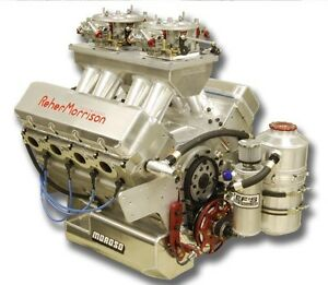 585 Inch BBC Engine