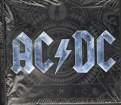 ACDC Black Ice CD NEW SEALED Luxury DIGIPACK  AC/DC