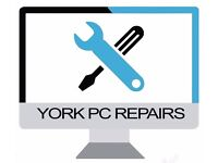 PC & Laptop repair, recovery and support.