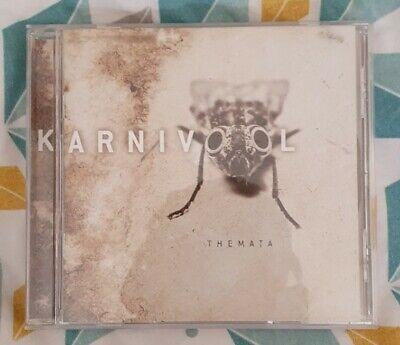 KARNIVOOL Themata 2007 CD Album comprar usado  Enviando para Brazil