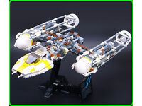 Lepin UCS Star Wars Y-Wing construction set