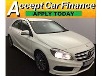Mercedes-Benz A180 AMG Sport FROM £67 PER WEEK!