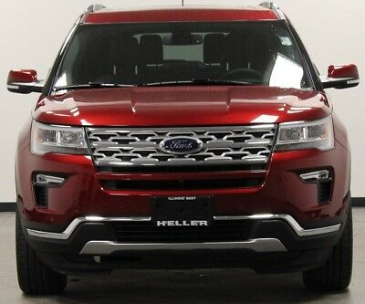 2018 OEM Ford Explorer Chrome/Silver Grille Assembly