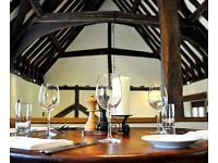 KITCHEN PORTER - Immediate Start - required for country pub restaurant – Live in