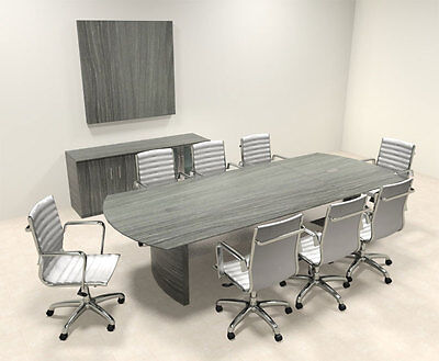 Modern Contemporary 10 Feet Conference Table Mt-med-c4
